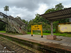 KULEM (Pixel Trailz) Tags: clr castlerock dds indianrailways londa emd dudhsagar