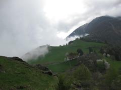 Mountainside (Andrea PB) Tags: italy mountains green spring wolken berge mountainside alpen schloss landschaft sdtirol juval schnalstal messner sdalpen