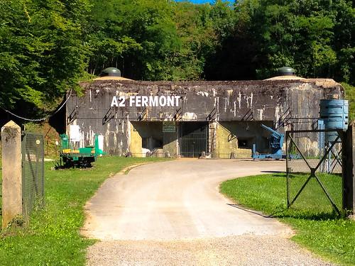Fort de Fermont, France