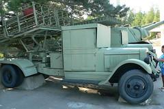 Крым, Сапун-гора, выставка военной советской техники