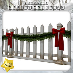 SwayLand - Advent Calendar gift #23 (Sway Dench / Sway's) Tags: christmas advent adventcalendar zacca