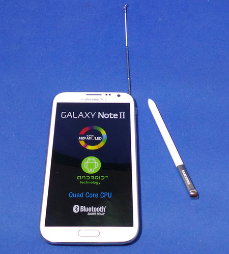 galaxy note ii 7