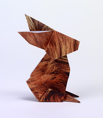 Origami création - Didier Boursin - Lapin