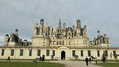Ingresso del Castello di Chambord