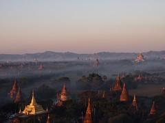 Balloons over Bagan (Myanmar 2013)