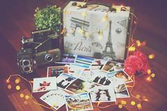 Polaroid and Prints (Amanda Mabel) Tags: amandamabel picturepostie