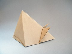 Mouse - Nguyen Tu Tuan (AKA TTSan) (Rui.Roda) Tags: mouse origami raton tu souris papiroflexia rato tuan nguyen camundongo ttsan
