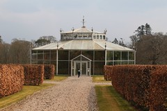 Mount Stewart, Bute. Glasshouse