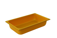 Modified-IMG_3559 (Drader Manufacturing) Tags: yellow plastic tray tote vacuumforming diecutting foamcutting thermoforming totetrays totetray customfoamcutting acrofoam