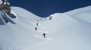 Salita al Mt. Thabor