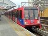 Photo of Docklands Light Railway trein in Shadwell