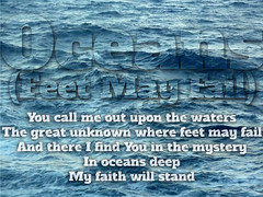 Oceans3 (tcjakob) Tags: feet mystery faith waters oceans
