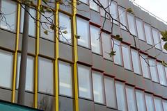 umbau brohaus, mnchen (mcorreiacampos) Tags: arquitetura germany mnchen bayern deutschland architektur farbe fassade geometria contemporaryarchitecture archidose zeitgenssischearchitektur archdaily