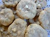 Pistachio White Chocolate Chip Cookies (Mad Hausfrau) Tags: pistachios homemadecookies whitechocolatechips pistachiowhitechocolatechipcookies
