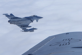 Typhoons forming up