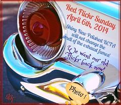 Shiny New Car (Explore April 4/2014, #457) [15]  . (Irene, Montreal, QC) Tags: shiny shinynewcar newcar protest flickrprotestflickrprotestfolderbetaflickroldflickrcarscarexhaustexhaust fumesartmiscellaneousmiscellaneous photosbeta problemsflickr problems inexploregroup explore 457b