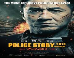 فيلم الاكشن والجريمة Police Story 2013