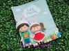 Feliz Páscoa (Artes de uma Larissa) Tags: feitoàmão família páscoa feltro menina coelho menino irmãos coelhinho panô felizpáscoa enfeitedepáscoa