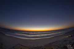 Beach Twlight