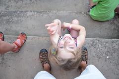 Kid at my feet