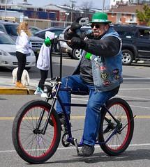 (lcross4) Tags: asbury park st patricks parade 2017 bikes