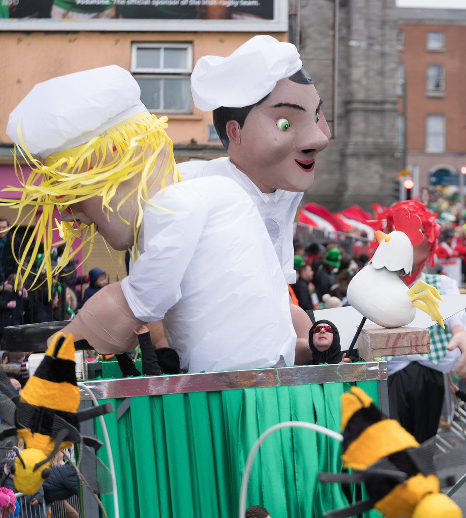 DOWTCHA PUPPETS FROM CORK [DUBLIN PATRICKS DAY PARADE 2017]-125998