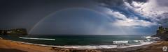 Pot Of Gold - Avalon (John_Armytage) Tags: rainbow storm clouds nsw australia avalon littleav johnarmytage sonyaustralia sonya7r2 sony1635 northernbeaches visitnsw ilovesydney