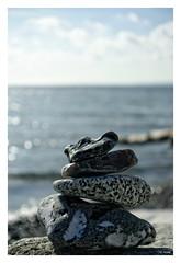 Steine (thirau) Tags: steine ostsee balticsea rügen sassnitz stones meditation seele