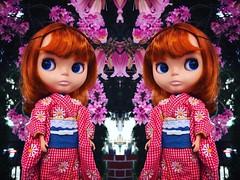 Conrad doubles (TuSabesBlythe) Tags: kozy conrad doll blythe bl takara