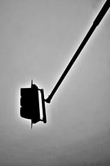 (formwandlah) Tags: kaiserslautern urban city noir dark strange melancholic melancholisch sureal bizarr skurril abstrakt abstract darkness light bw blackwhite black white sw monochrom high contrast ricoh gr pentax formwandlah thorsten prinz einfarbig surreal architecture architektur finsternis dramatic sky düster outdoor himmel clouds minimalismus silhouette silhouettes silhouetten wolken rauschen grain friedhof graveyard kirche church mortuary unheimlich sinister creepy scary noise ampel traffic lights melancholia melancholie text