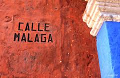Calle Málaga (Gaby Fil Φ) Tags: arequipa regiónarequipa santacatalina monasteriodesantacatalinaarequipa perú sudamérica colores arquitecturacolonial monasterios santacatalinadesienaarequipa patrimoniodelahumanidad ph565