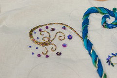 DSC_0704 (surreyadultlearning) Tags: embroidery sewing adulteducation surrey camberley art craft tutor uk painting calligraphy photography