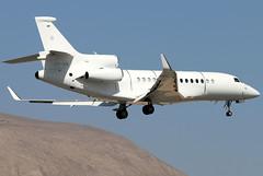 OY-VIK (GH@BHD) Tags: oyvik dassault falcon falcon7x airalsie ace gcrr arrecifeairport arrecife lanzarote airliner aircraft aviation bizjet trijet corporate executive