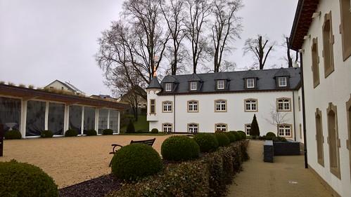 Château d'Urspelt, Luxembourg