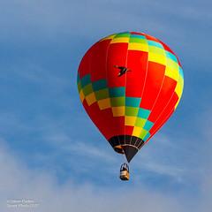 Duck (Spark-Photo) Tags: air hamilton balloon waikato hot