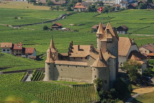 Château d'Aigle (CH)