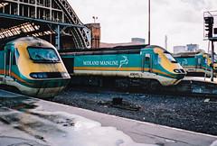 43045 43046 43061 Midland Mainline St Pancras 06.02 (Paul David Smith (Widnes Road)) Tags: midland midlandmainline mainline stpancras london 43 class43 hst 125 intercity125