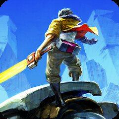 Farewell to weapons - Android & iOS apps - Free (jpappsdl) Tags: ios android apps japan japanese action rpg world character free hammer fight 3d weapon exhilaration sword adult robot man security actionrpg twinsword runaway eliminate farewelltoweapons farewell enigma yuugo bigsword knuckle