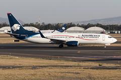 547C1018_Mar29_N342AM (FelipeGR90) Tags: 737ng aeropuerto internacional benito juarez boeing 737 ciudad de mexico city 737800 738 aicm am amx aeromexico b737 b738 cdmx mex mmmx n342am