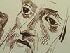 DELACROIX Eugène - Têtes, Etudes d'après la Gravure de L'Autoportrait du Titien (drawing, dessin, disegno-Louvre RF10612) - Detail 34 (L'art au présent) Tags: drawing dessins dessin disegno personnage figure figures people personnes art painter peintre details détail détails detalles dessins19e 19thcenturydrawing croquis étude study sketch sketches frenchpaintings peinturefrançaise frenchpainters peintresfrançais louvre museum paris eugènedelacroix eugène delacroix france pose model man men portrait portraits head heads face visage autoportrait selfportrait selfportraits letitien titien berlin germany allemagne tizianovecellio tiziano vecellio gravure engraving after