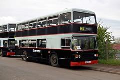B187BLG Wigston 15/04/17 (MCW1987) Tags: confidence leicester leyland olympian ecw crosville 69 b187blg