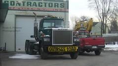 United Contractors Superliner (RyanP77) Tags: mack superliner truck united contractors utica new york
