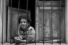 La Pastora | Caracas (chamorojas) Tags: chamorojas albertorojas bw caracas child lapastora niño venezuela ventana window distritocapital