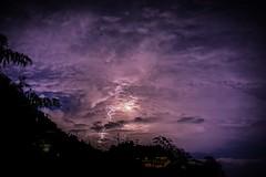 Mt Batur South Batur (Andersburn) Tags: ifttt 500px bali mt batur south lightning mountains