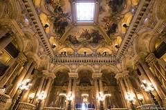 20170419_palais_garnier_opera_paris_8p585 (isogood) Tags: palaisgarnier garnier opera paris france architecture roofs paintings baroque barocco frescoes interiors decor luxury