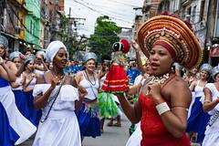 Tambores de Olokun : Ressaca de Carnaval  Maré de Verão