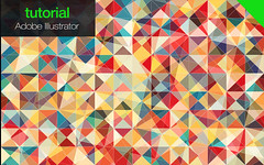 Flat retro color geometric triangle background (igor.shmel) Tags: color graphic shapes multicolored colorful light banner wallpaper mosaic texture geometric triangle pattern triangles modern shape background flat square style abstract design element illustration vector backdrop decoration gradient water retro tutorial adobe illustrator script free