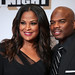 Laila Ali & Curtis Conway