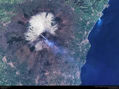 Etna 2017 03 19 (anttilipponen) Tags: mount etna sicily volcano eruption sentinel sentinel2 satellite
