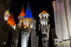 Excalibur (Gary Burke.) Tags: excalibur lasvegasstrip hotel casino resort excaliburlasvegas lasvegas colorful colors nevada nv castle medieval klingon65 garyburke night lights evening architecture buildings building gambling color wanderlust travel vegas traveling city citylife tourism touristattraction vegasstrip vacation urban nightphotography urbanphotography travelphotography canoneos70d canon dslr eos 70d nightlife street nitelife sincity citystyle
